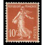 Französisch Briefmarken N ° 138 Postfrisch