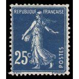 Timbre France N° 140 neuf sans charnière