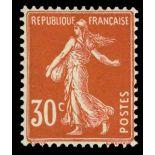 Timbre France N° 141 neuf sans charnière