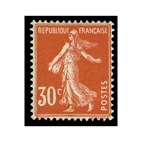 France : N° 141 - Neuf sans charnière **
