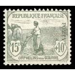 Französisch Briefmarken N ° 150 Postfrisch