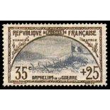 Timbre France N° 152 neuf sans charnière