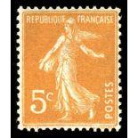 Timbre France N° 158 neuf sans charnière