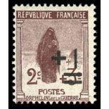 Timbre France N° 162 neuf sans charnière