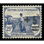 Timbre France N° 165 neuf sans charnière