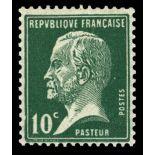 Francobolli francesi N ° 170 Nuevo non linguellato