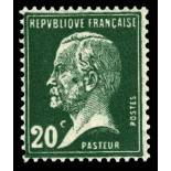 French stamps N° 172 Mint NH