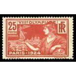 Timbre France N° 184 neuf sans charnière