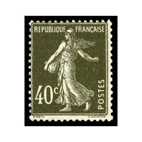 France : N° 193 - Neuf sans charnière **