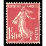 Timbre France N° 196 neuf sans charnière