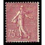 Französisch Briefmarken N ° 202 Postfrisch