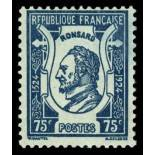 French stamps N° 209 Mint NH