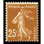 Französisch Briefmarken N ° 235 Postfrisch