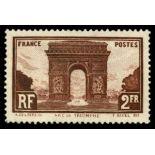 Timbre France N° 258 neuf sans charnière