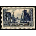 Timbre France N° 261 neuf sans charnière