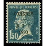 Francobolli francesi N ° 265 Nuevo non linguellato