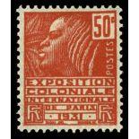 Französisch Briefmarken N ° 272 Postfrisch