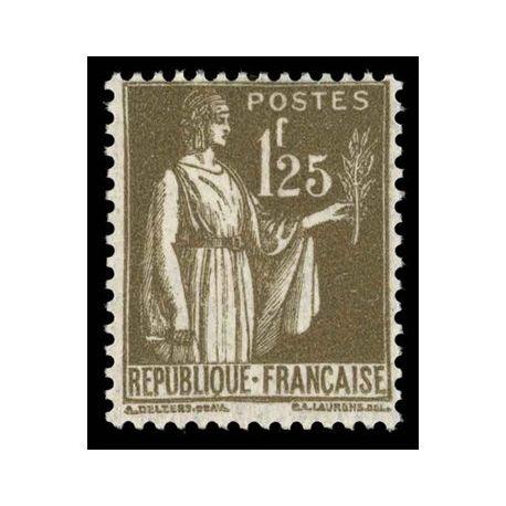 Timbre France N° 287 neuf sans charnière