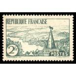 Francobolli francesi N ° 301 Nuevo non linguellato