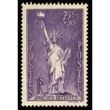 French stamps N° 309 Mint NH