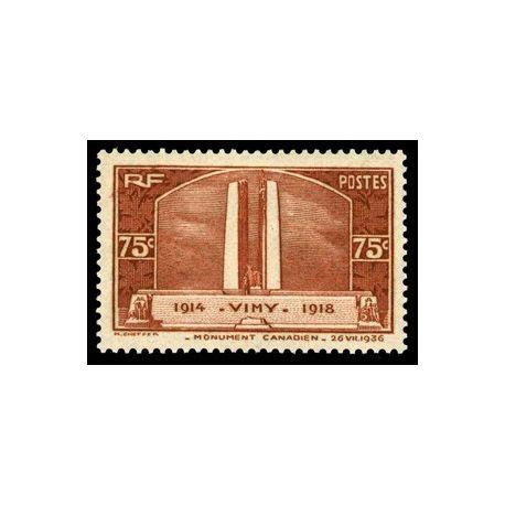 Timbre France N° 316 neuf sans charnière