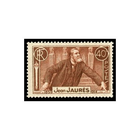 Timbre France N° 318 neuf sans charnière