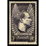 French stamps N° 338 Mint NH