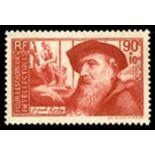 Französisch Briefmarken N ° 344 Postfrisch