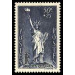 Französisch Briefmarken N ° 352 Postfrisch
