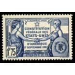 French stamps N° 357 Mint NH