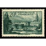 Französisch Briefmarken N ° 394 Postfrisch