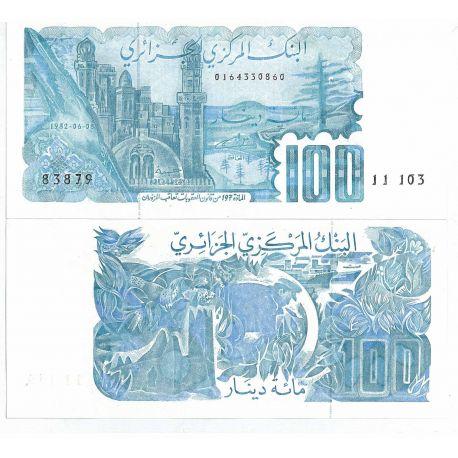 Algeria - Pk # 134 - 100 note Dinars