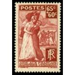 French stamps N° 401 Mint NH