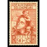Französisch Briefmarken N ° 428 Postfrisch