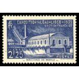 Francobolli francesi N ° 430 Nuevo non linguellato