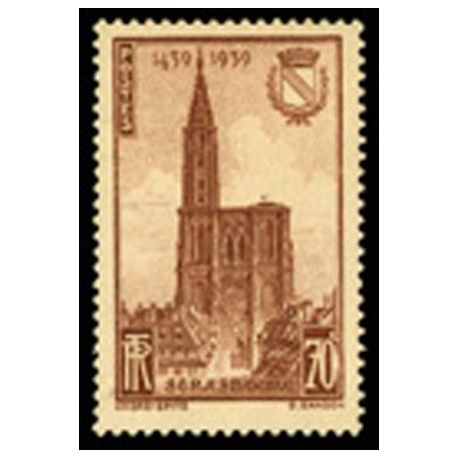 Frankreich: Nr. 443-neun ohne Scharnier.