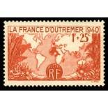 French stamps N° 453 Mint NH