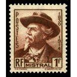 Französisch Briefmarken N ° 495 Postfrisch