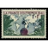 Francobolli francesi N ° 503 Nuevo non linguellato