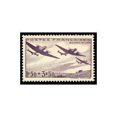 Timbre France N° 540 neuf sans charnière
