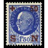 Französisch Briefmarken N ° 552 Postfrisch