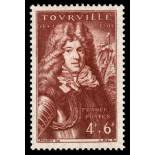 French stamps N° 600 Mint NH