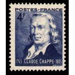 Timbre France N° 619 neuf sans charnière