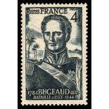 Timbre France N° 662 neuf sans charnière