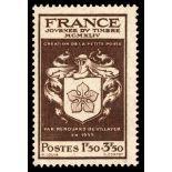 Timbre France N° 668 neuf sans charnière