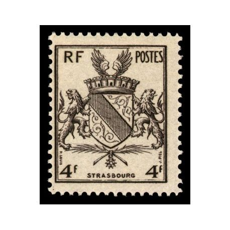 Timbre France N° 735 neuf sans charnière