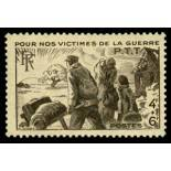 Französisch Briefmarken N ° 737 Postfrisch