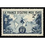 French stamps N° 741 Mint NH