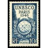 French stamps N° 771 Mint NH