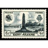 Französisch Briefmarken N ° 786 Postfrisch